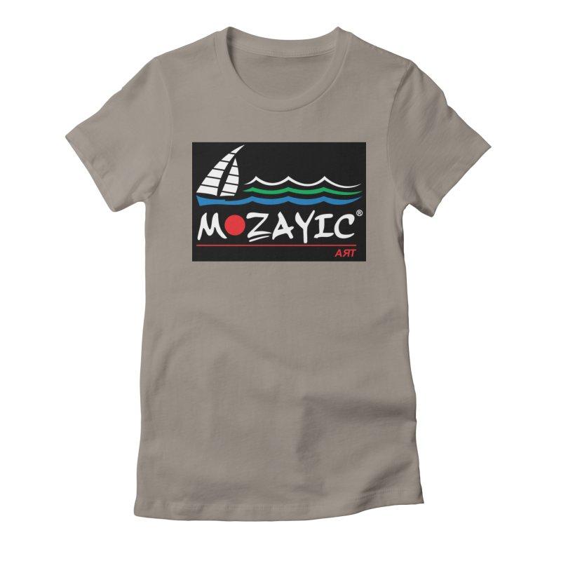 Mozayic sport Women's T-Shirt by Mozayic's Artist Shop