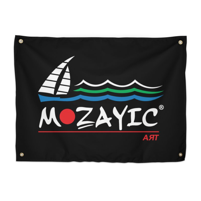 Mozayic sport Home Tapestry by Mozayic's Artist Shop