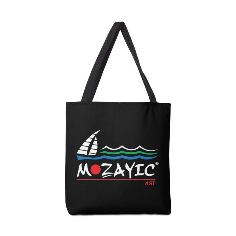 Mozayic sport Accessories Tote Bag Bag by Mozayic's Artist Shop