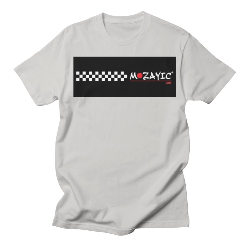 Racing Men's T-Shirt by Mozayic's Artist Shop