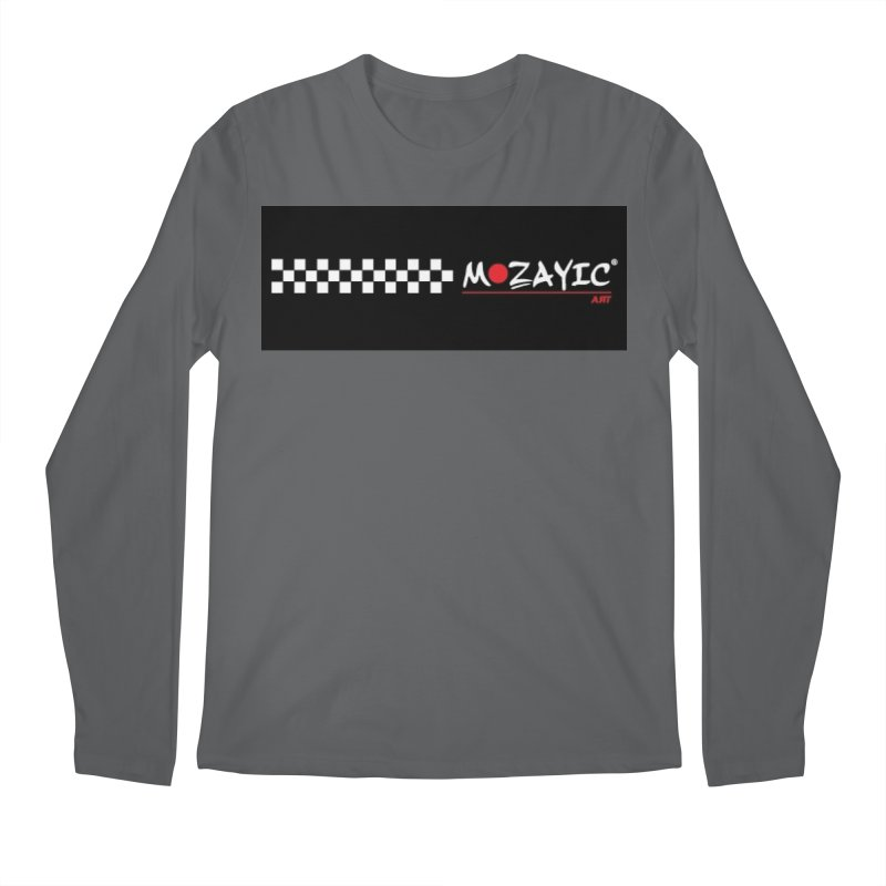 Racing Men's Longsleeve T-Shirt by Mozayic's Artist Shop