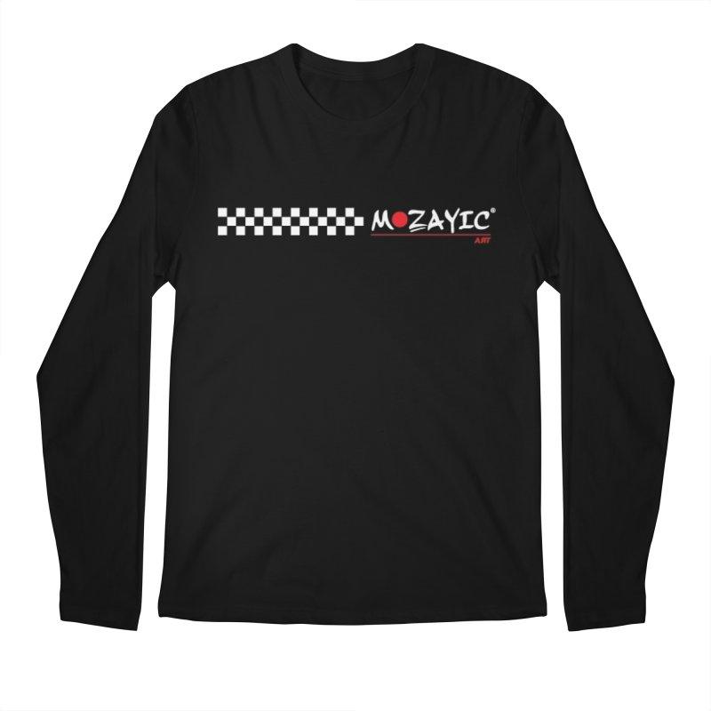 Racing Men's Regular Longsleeve T-Shirt by Mozayic's Artist Shop