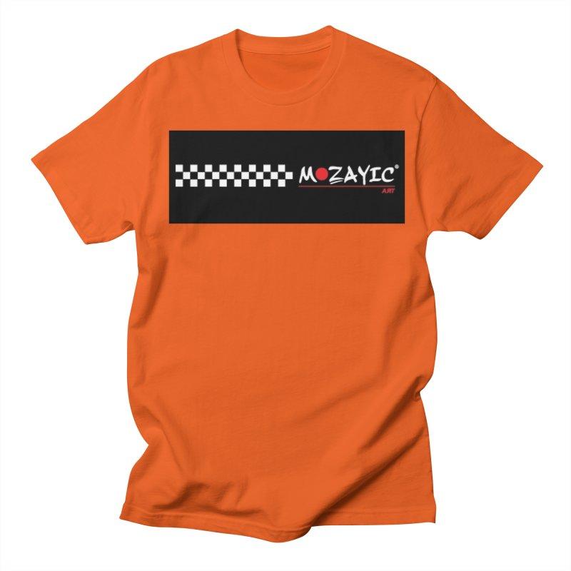 Racing Women's Regular Unisex T-Shirt by Mozayic's Artist Shop