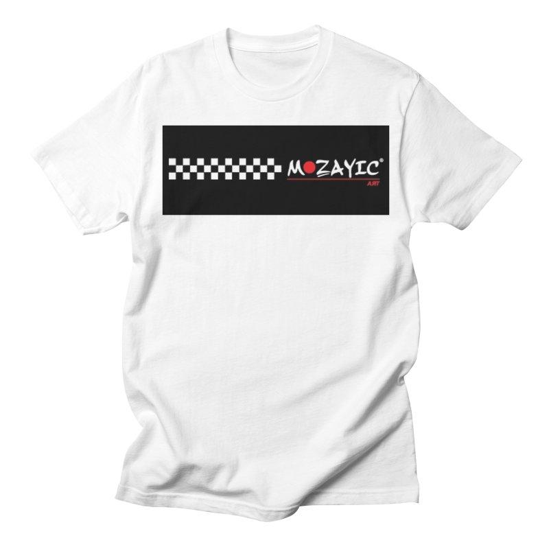 Racing Men's Regular T-Shirt by Mozayic's Artist Shop