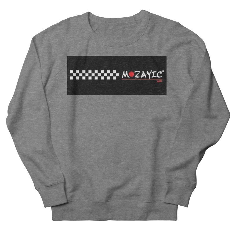 Racing Men's Sweatshirt by Mozayic's Artist Shop