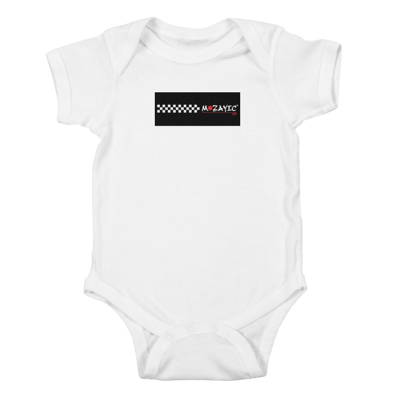 Racing Kids Baby Bodysuit by Mozayic's Artist Shop