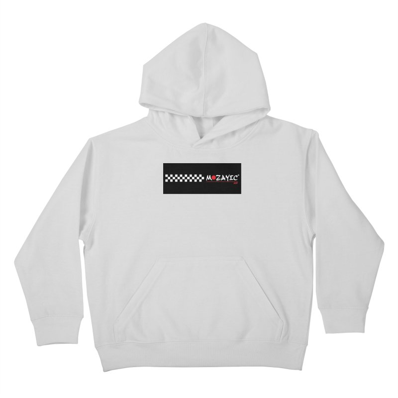 Racing Kids Pullover Hoody by Mozayic's Artist Shop