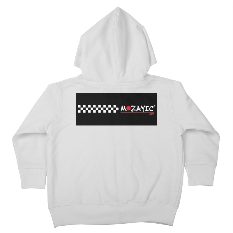 Racing Kids Toddler Zip-Up Hoody by Mozayic's Artist Shop