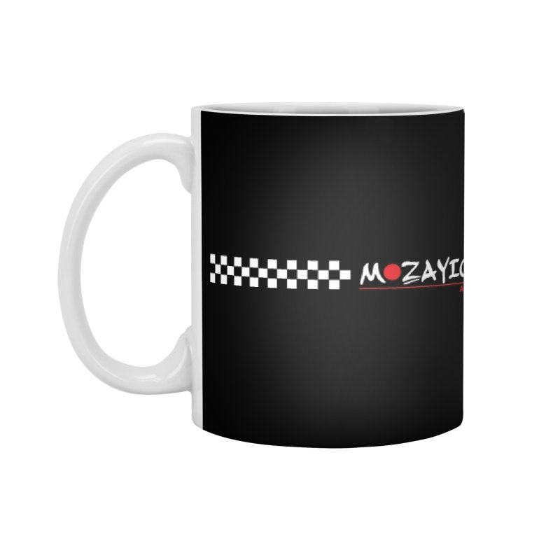 Racing Accessories Standard Mug by Mozayic's Artist Shop