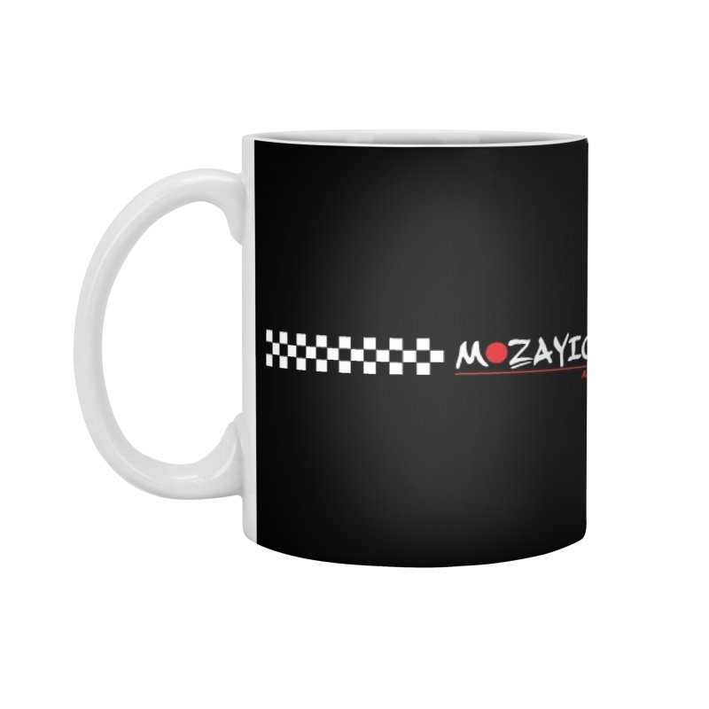 Racing Accessories Mug by Mozayic's Artist Shop