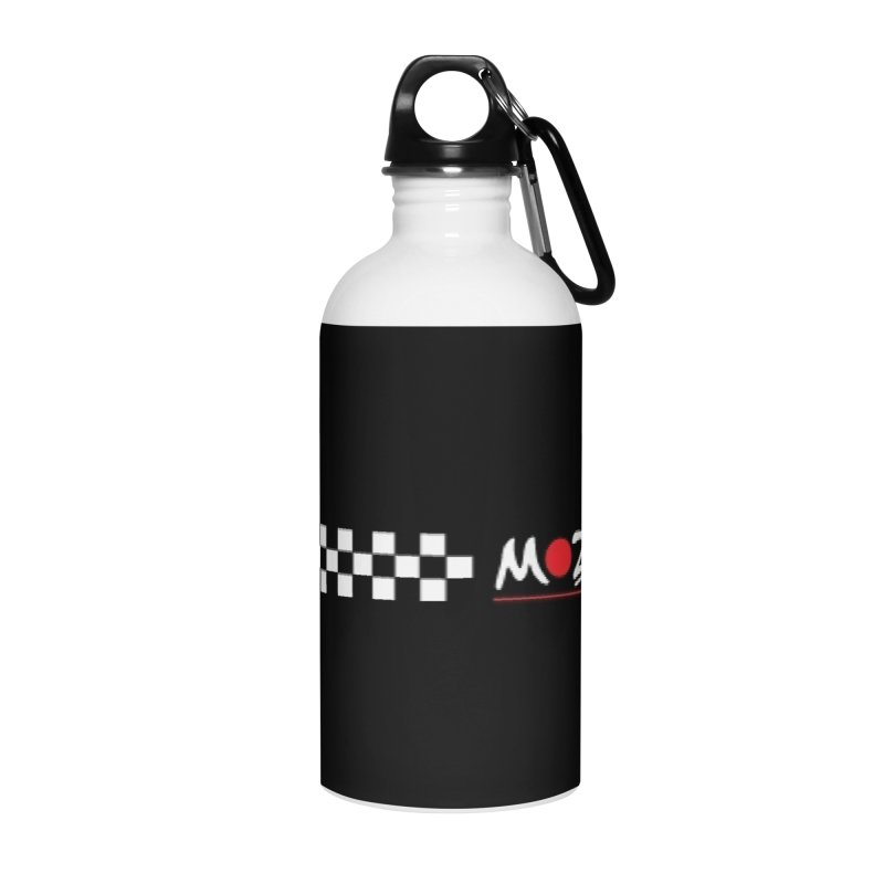 Racing Accessories Water Bottle by Mozayic's Artist Shop
