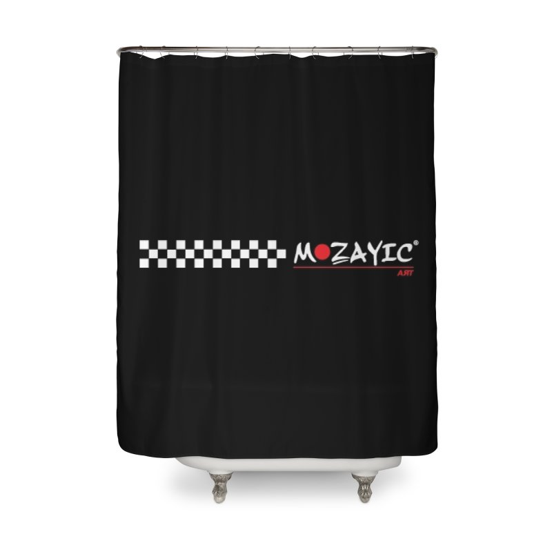 Racing Home Shower Curtain by Mozayic's Artist Shop