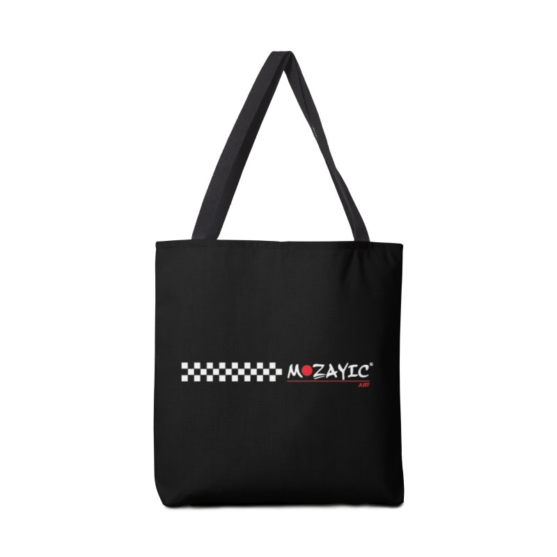 Racing Accessories Tote Bag Bag by Mozayic's Artist Shop