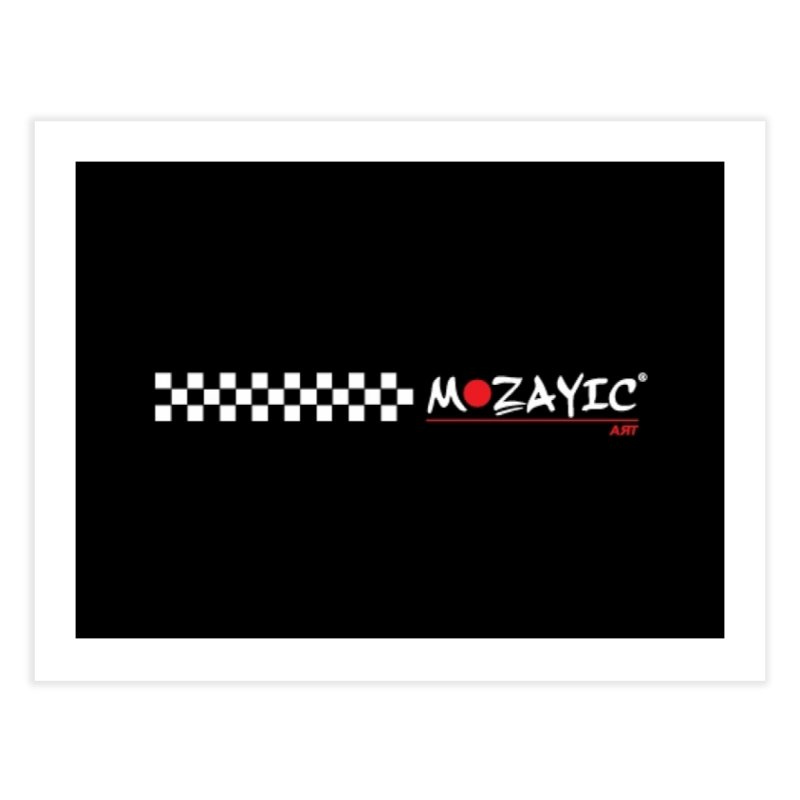 Racing Home Fine Art Print by Mozayic's Artist Shop