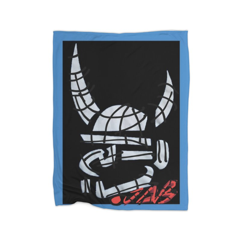 Jab Planet Home Blanket by Mozayic's Artist Shop