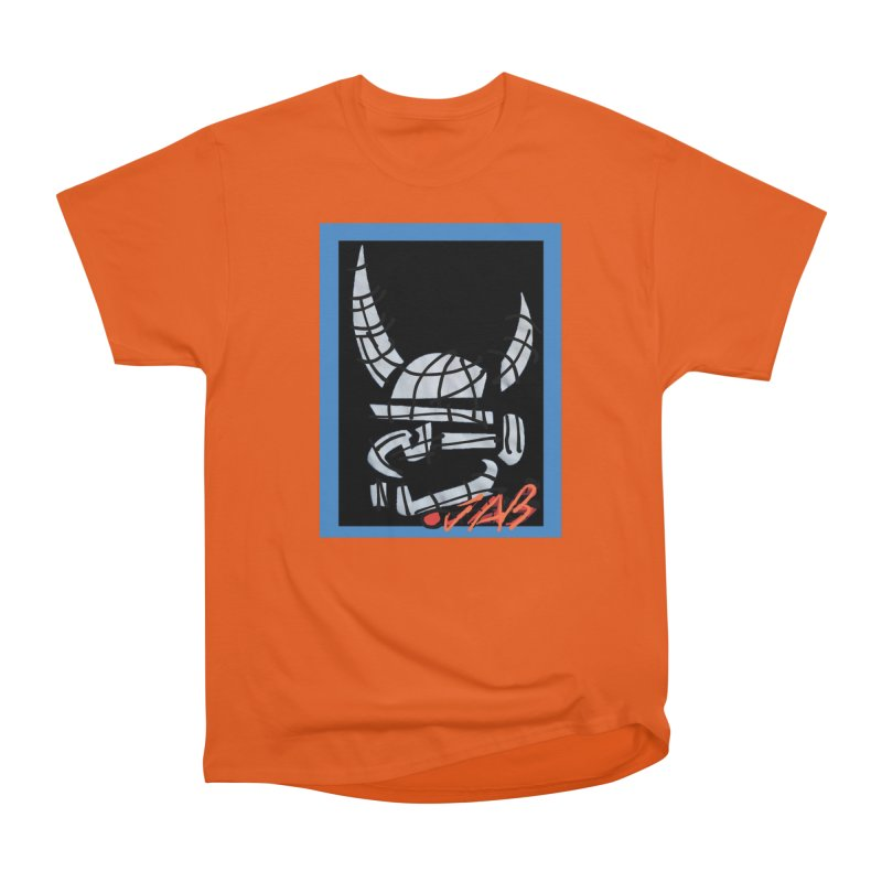 Jab Planet Women's Heavyweight Unisex T-Shirt by Mozayic's Artist Shop