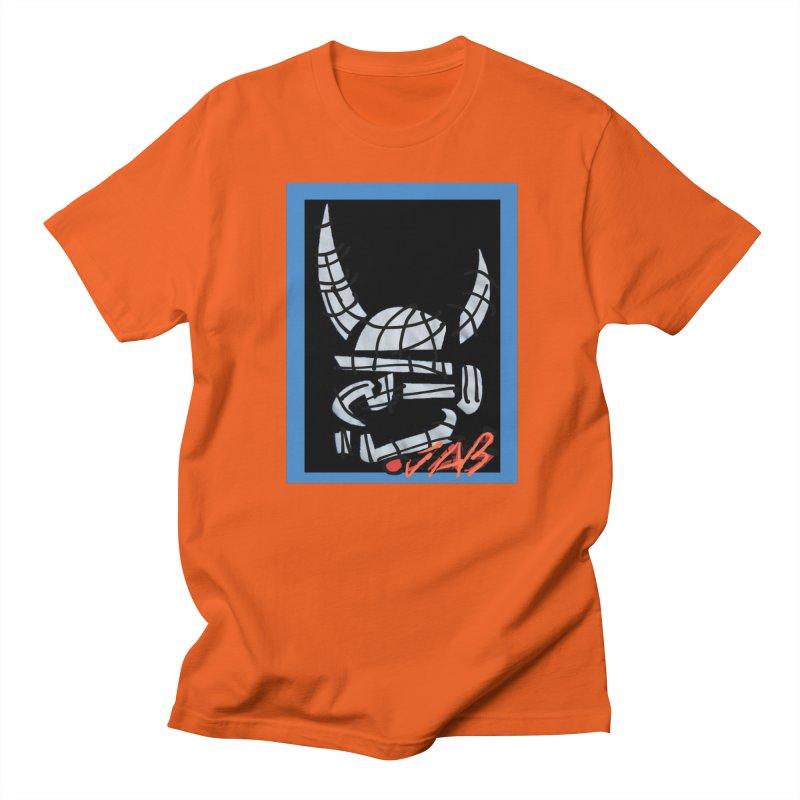 Jab Planet Women's Regular Unisex T-Shirt by Mozayic's Artist Shop