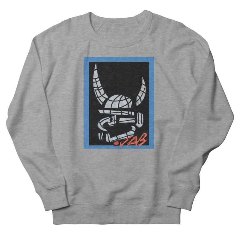 Jab Planet Women's French Terry Sweatshirt by Mozayic's Artist Shop
