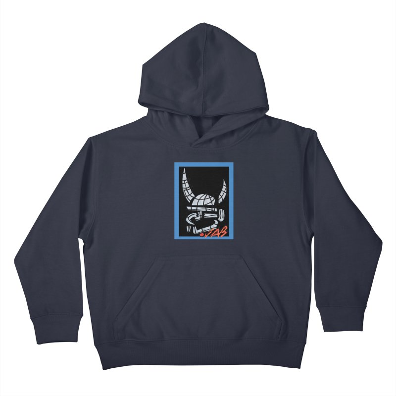 Jab Planet Kids Pullover Hoody by Mozayic's Artist Shop