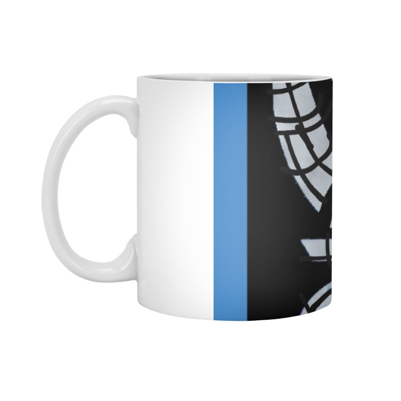 Jab Planet Accessories Standard Mug by Mozayic's Artist Shop