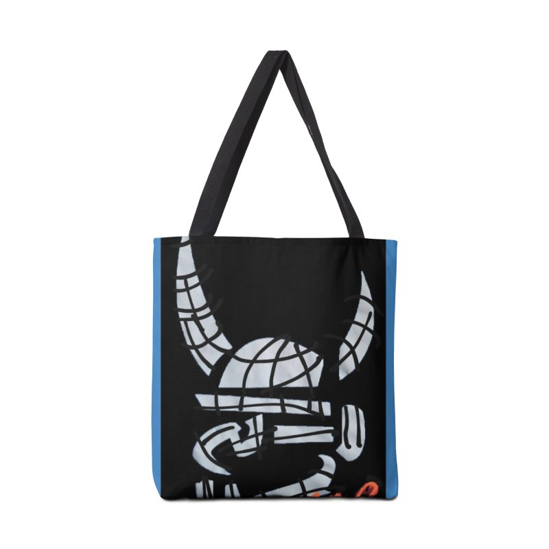 Jab Planet Accessories Tote Bag Bag by Mozayic's Artist Shop