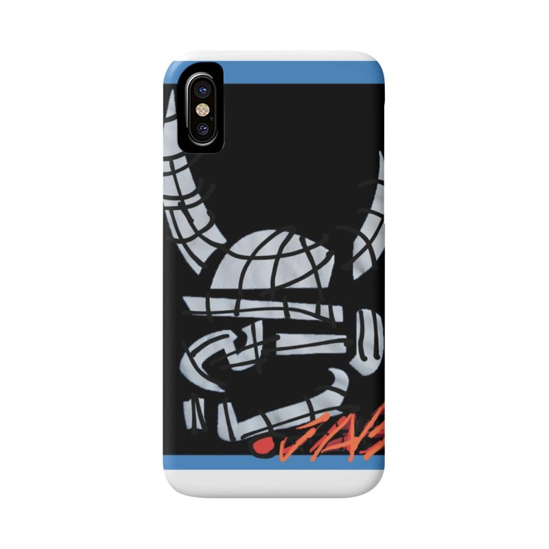 Jab Planet Accessories Phone Case by Mozayic's Artist Shop