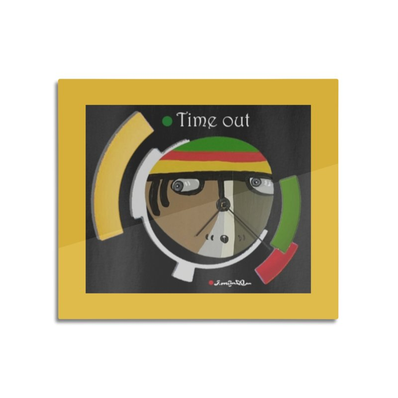 Time Out Home Mounted Acrylic Print by Mozayic's Artist Shop