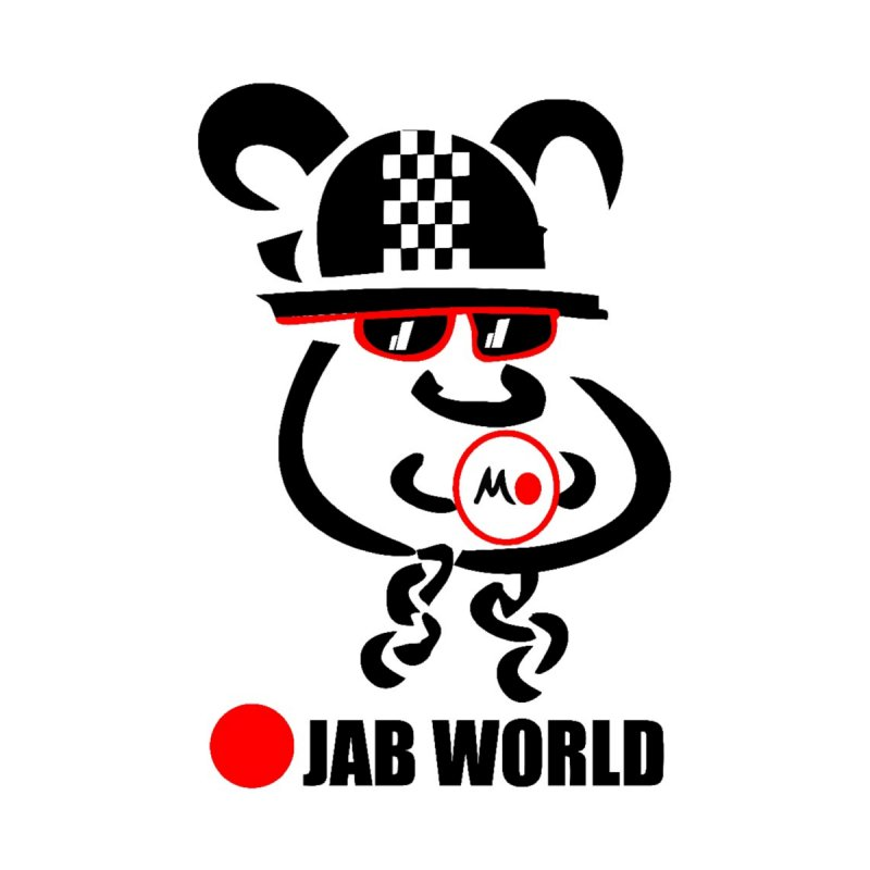 """JAB WORLD"" by Mozayic's Artist Shop"