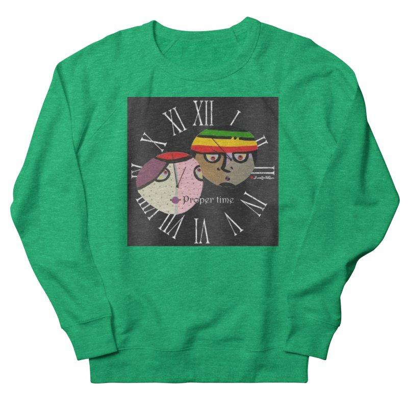 Time Women's Sweatshirt by Mozayic's Artist Shop