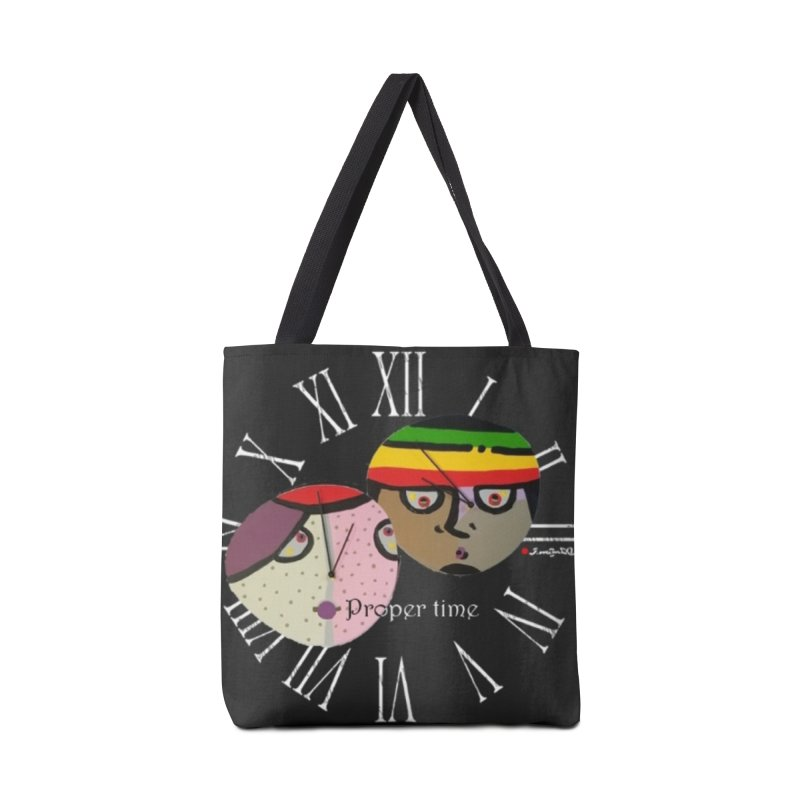 Time Accessories Tote Bag Bag by Mozayic's Artist Shop