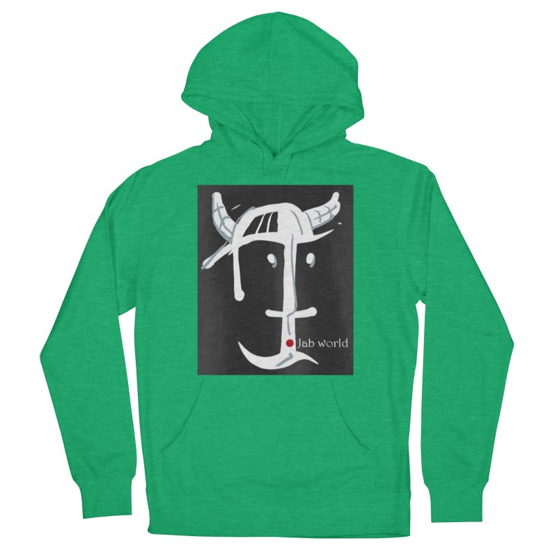 Jab Nation Men's French Terry Pullover Hoody by Mozayic's Artist Shop
