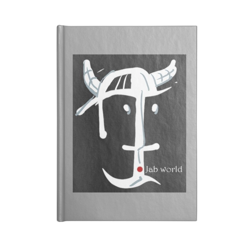Jab Nation Accessories Notebook by Mozayic's Artist Shop