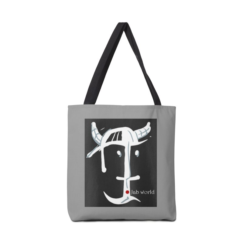 Jab Nation Accessories Bag by Mozayic's Artist Shop