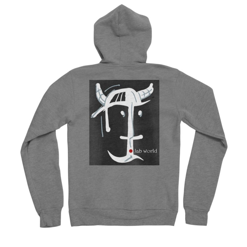 Jab Nation Women's Zip-Up Hoody by Mozayic's Artist Shop