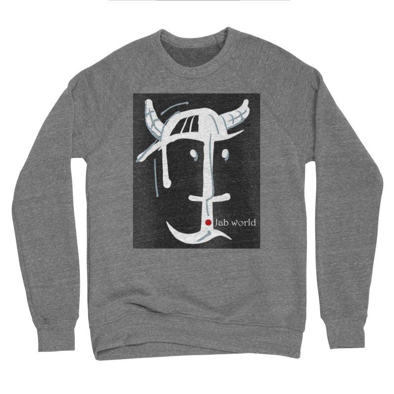 Jab Nation Men's Sponge Fleece Sweatshirt by Mozayic's Artist Shop