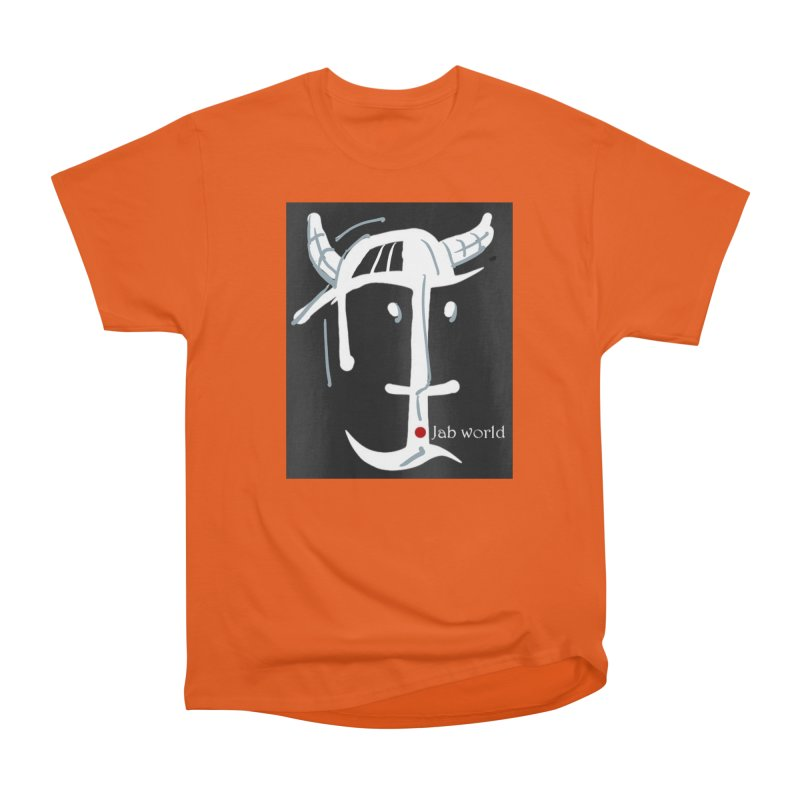 Jab Nation Men's T-Shirt by Mozayic's Artist Shop