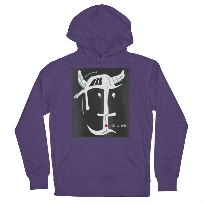 Jab Nation Women's French Terry Pullover Hoody by Mozayic's Artist Shop