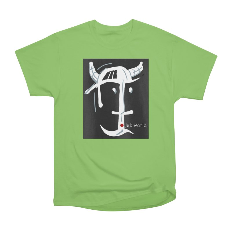 Jab Nation Women's Heavyweight Unisex T-Shirt by Mozayic's Artist Shop