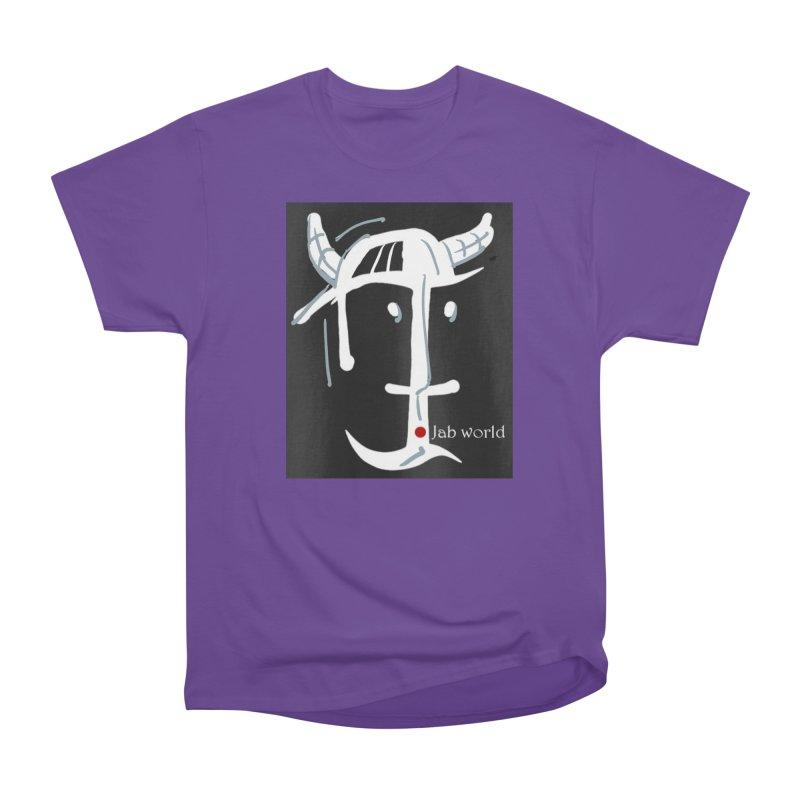 Jab Nation Men's Heavyweight T-Shirt by Mozayic's Artist Shop