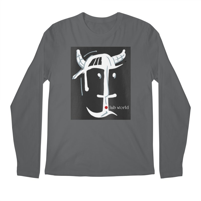 Jab Nation Men's Regular Longsleeve T-Shirt by Mozayic's Artist Shop