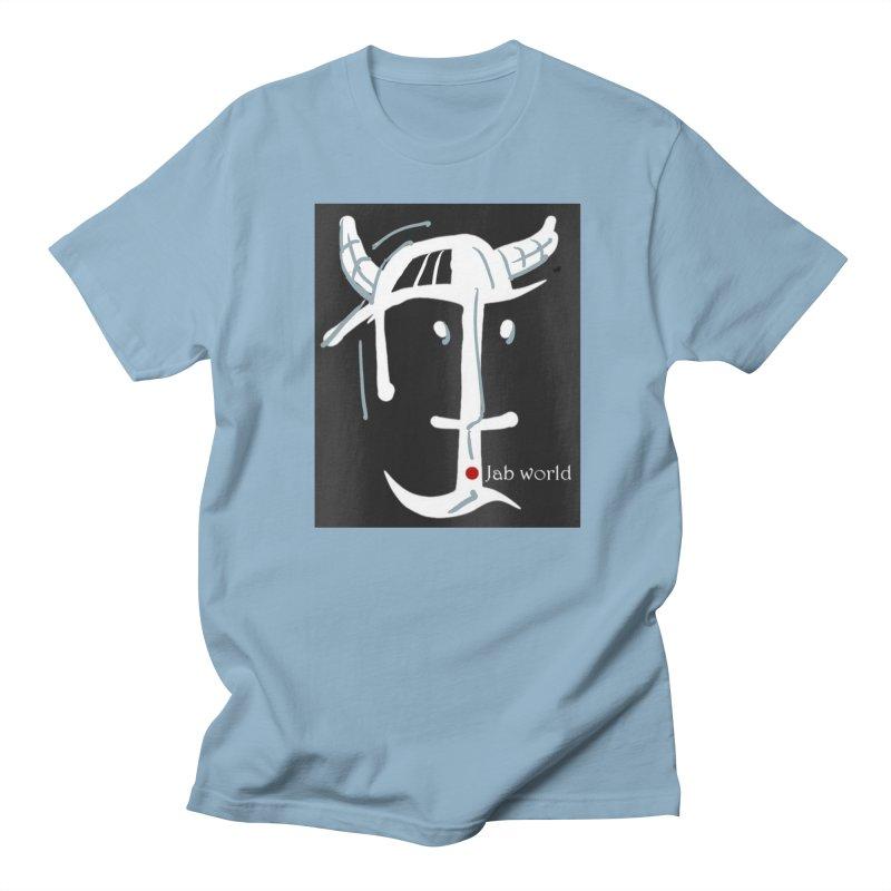 Jab Nation Women's Regular Unisex T-Shirt by Mozayic's Artist Shop