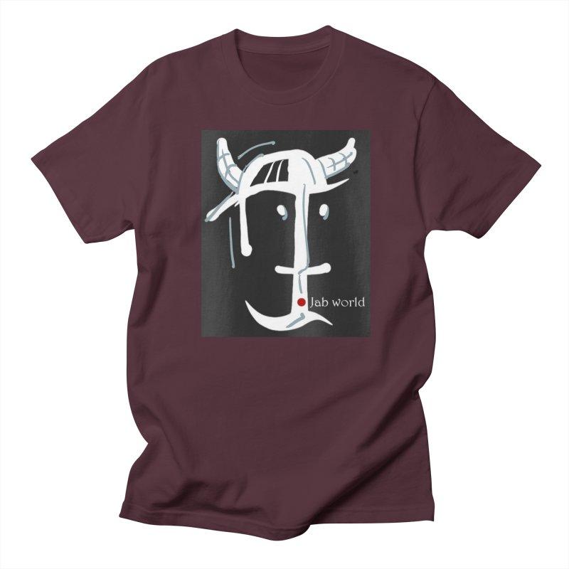 Jab Nation Men's Regular T-Shirt by Mozayic's Artist Shop