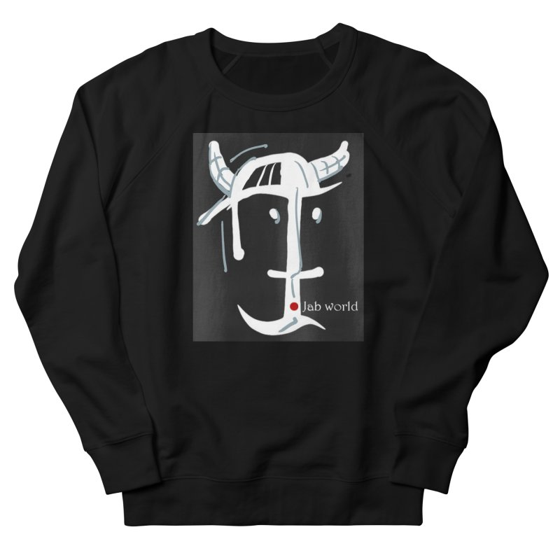 Jab Nation Women's French Terry Sweatshirt by Mozayic's Artist Shop
