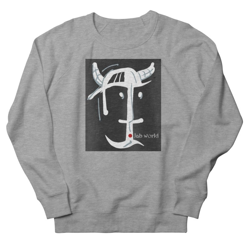 Jab Nation Men's French Terry Sweatshirt by Mozayic's Artist Shop