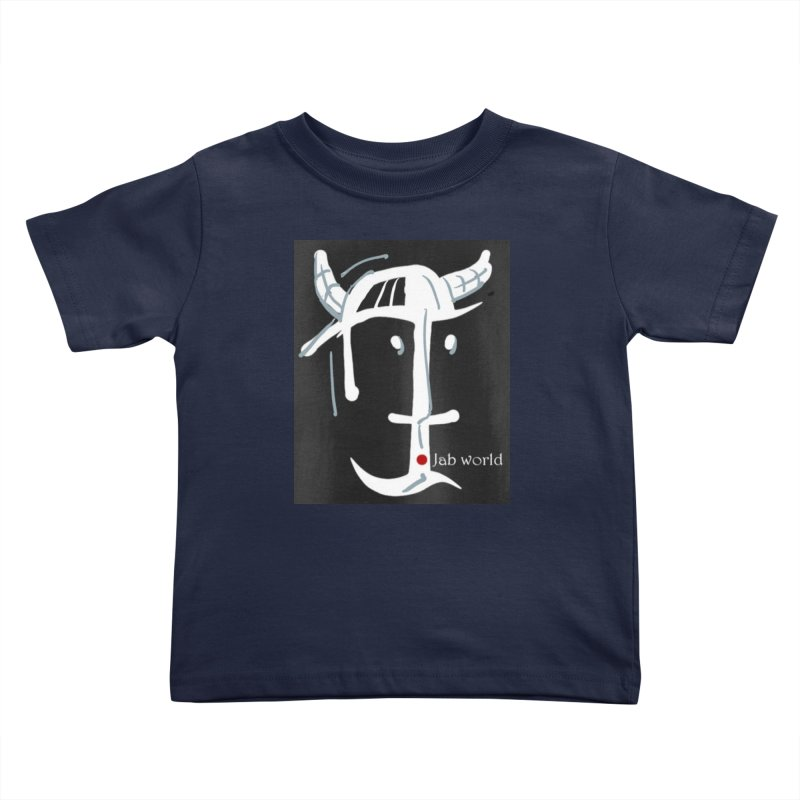 Jab Nation Kids Toddler T-Shirt by Mozayic's Artist Shop
