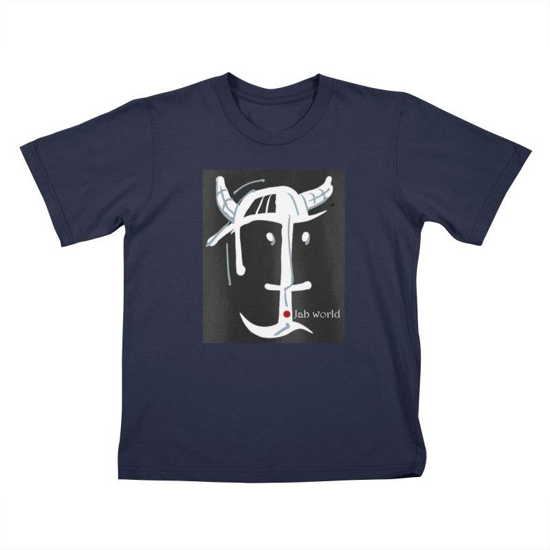 Jab Nation Kids T-Shirt by Mozayic's Artist Shop