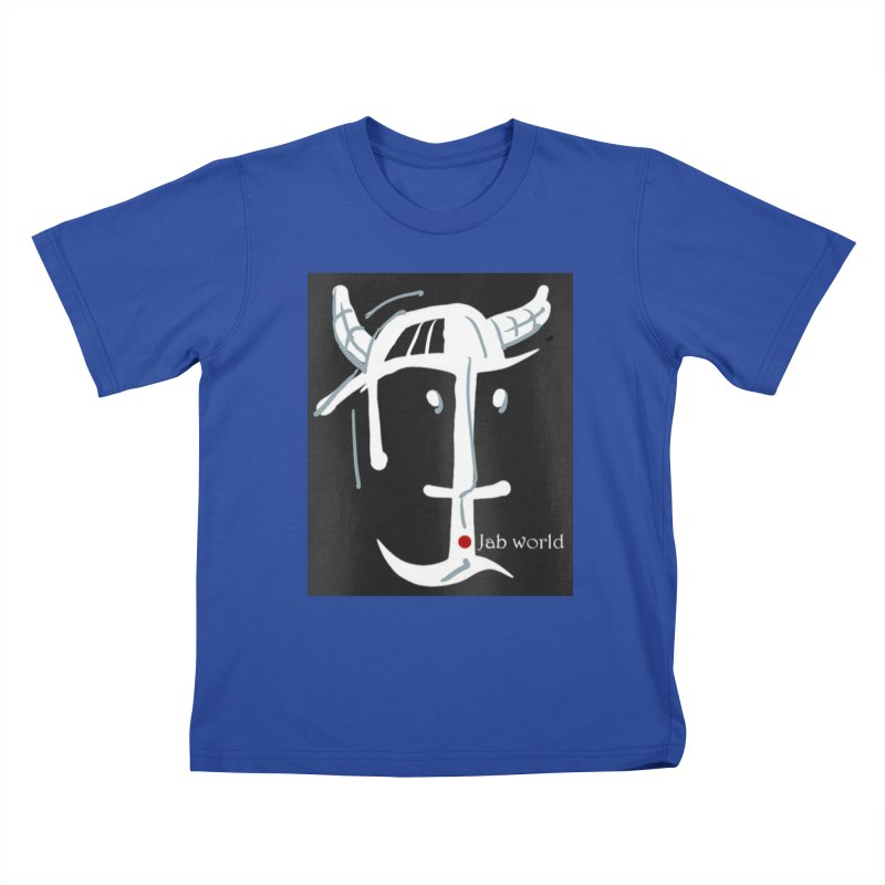 Jab Nation Kids T-Shirt by Mozayic's Artist Shop