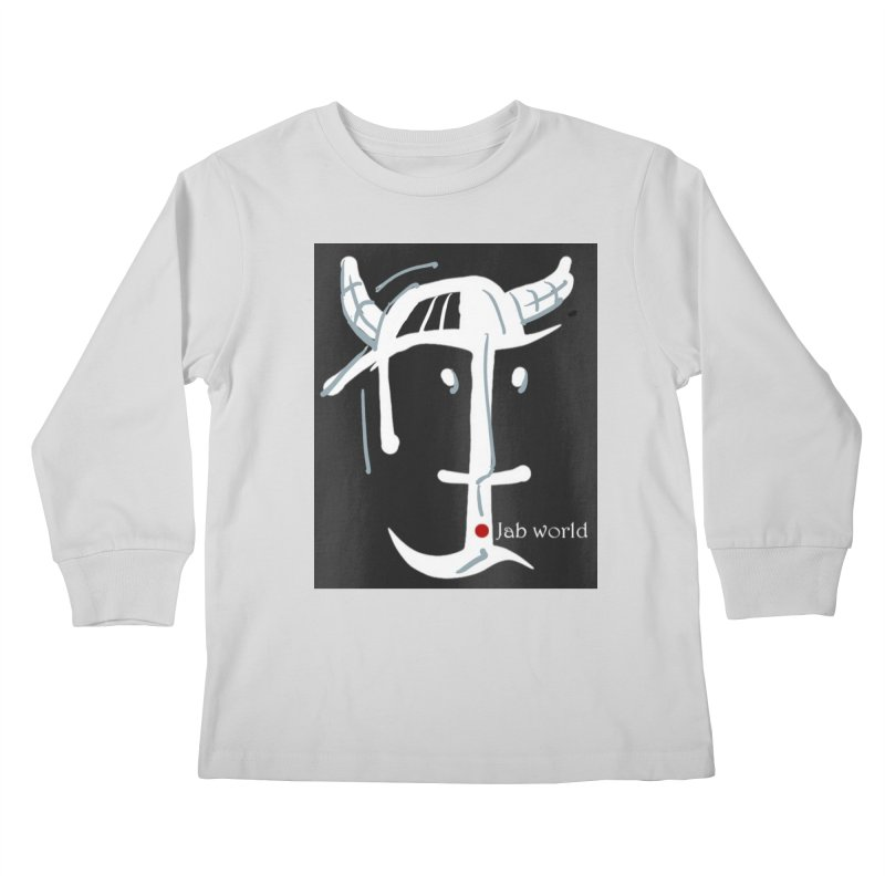Jab Nation Kids Longsleeve T-Shirt by Mozayic's Artist Shop