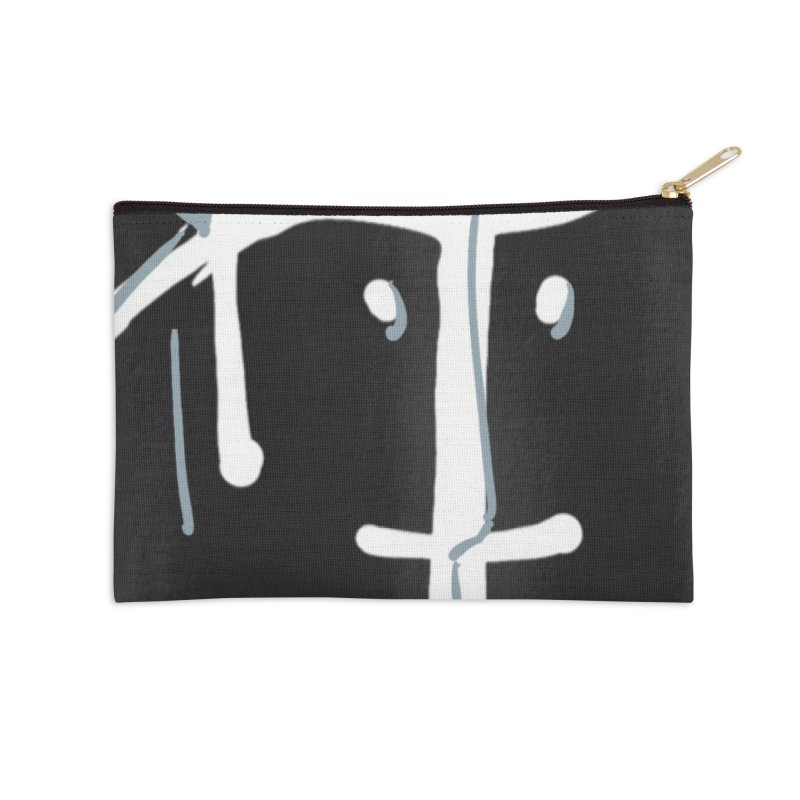 Jab Nation Accessories Zip Pouch by Mozayic's Artist Shop