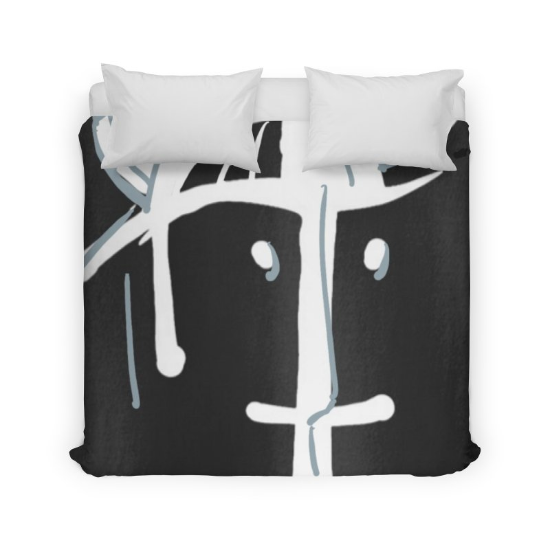 Jab Nation Home Duvet by Mozayic's Artist Shop
